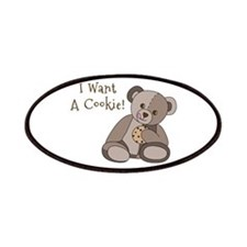 I Want a Cookie Patches