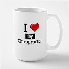 I Heart My Chiropractor Mugs