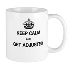 Keep Calm Chiro Mugs