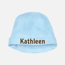 Kathleen Fall Leaves baby hat