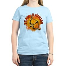 Team Katniss Catching Fire T-Shirt