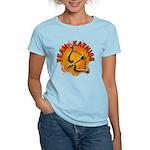 Team Katniss Catching Fire Women's Light T-Shirt