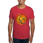 Team Katniss Catching Fire Dark T-Shirt