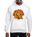 Team Katniss Catching Fire Hooded Sweatshirt
