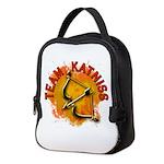 Team Katniss Catching Fire Neoprene Lunch Bag