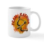 Team Katniss Catching Fire Mug