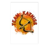 Team Katniss Catching Fire Postcards (Package of 8