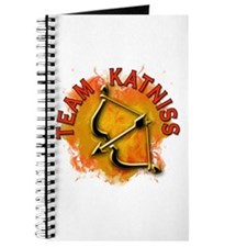 Team Katniss Catching Fire Journal
