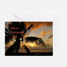 Sunset North Shore Oahu Greeting Cards