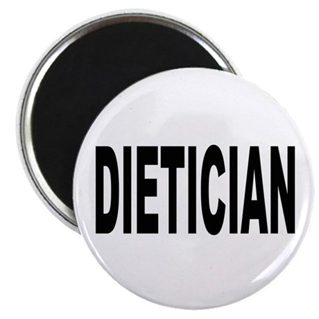 "Dietician 2.25"" Magnet (10 pack)"