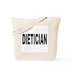 Dietician Tote Bag