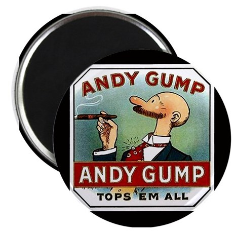 Andy Gump Magnet
