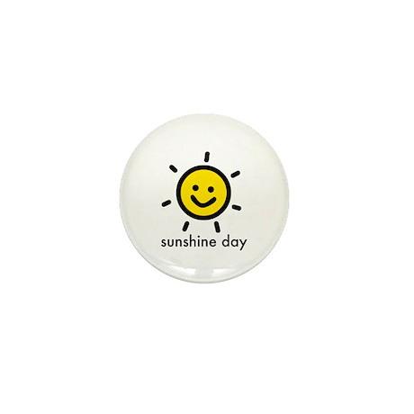 Sunshine Day! Mini Button