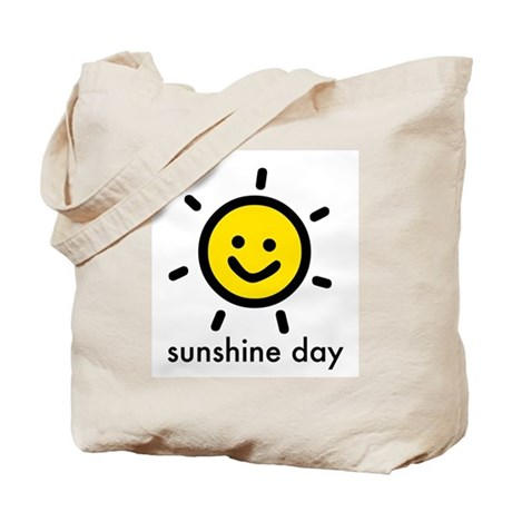 Sunshine Day! Tote Bag