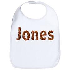 Jones Fall Leaves Bib