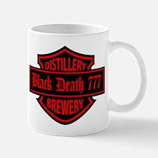 Black Death 777 - Biker Logo Mugs