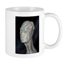 Alien (grey man) Mugs