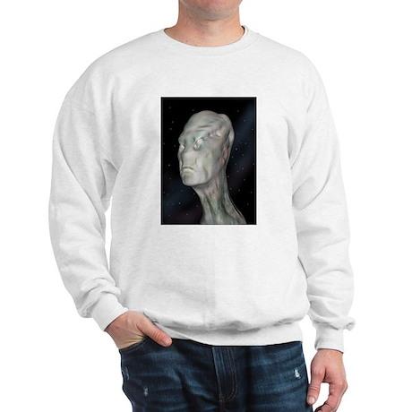 Alien (grey man) Sweatshirt