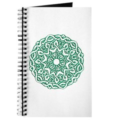 Knotted Circle Journal