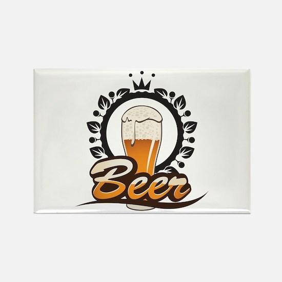 Beer King Magnets
