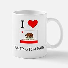 I Love Huntington Park California Mugs