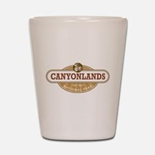 Canyonlands National Park Shot Glass