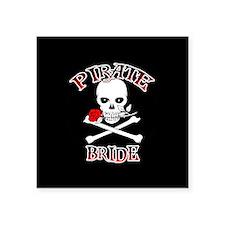 Pirate Bride Sticker