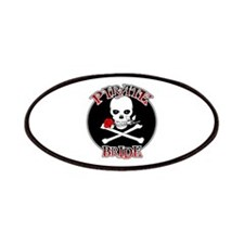 Pirate Bride Patches