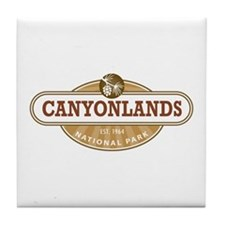 Canyonlands National Park Tile Coaster
