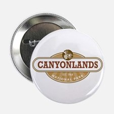 "Canyonlands National Park 2.25"" Button (10 pack)"