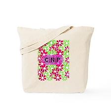 CNP Case pink green Tote Bag