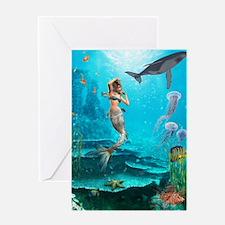 Best Seller Merrow Mermaid Greeting Cards