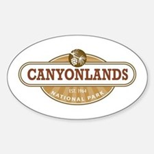 Canyonlands National Park Decal