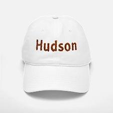 Hudson Fall Leaves Baseball Baseball Baseball Cap