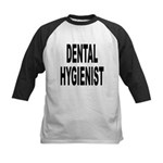 Dental Hygienist Kids Baseball Jersey