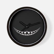 Cheshire Grin II Wall Clock