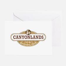 Canyonlands National Park Greeting Cards