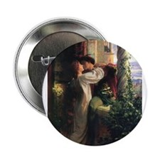 """Romeo and Juliet 2.25"""" Button (10 pack)"""