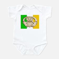 Irish Claddagh Infant Bodysuit