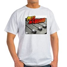 POAB! Ash Grey T-Shirt