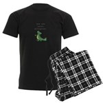 See you later, Alligator! Men's Dark Pajamas