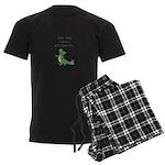 See you later, Alligator! Men's Dark Pajamas
