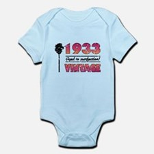 1933 Vintage (Palm Tree) Infant Bodysuit