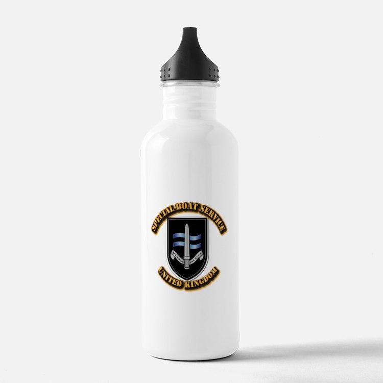 Special Boat Service - UK Water Bottle