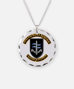 Special Boat Service - UK Necklace