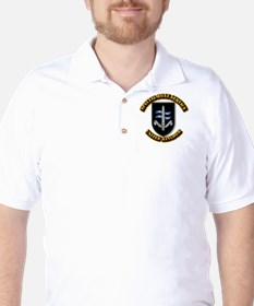 Special Boat Service - UK Golf Shirt