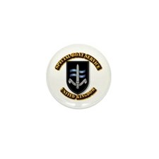 Special Boat Service - UK Mini Button (10 pack)