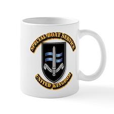 Special Boat Service - UK Mug