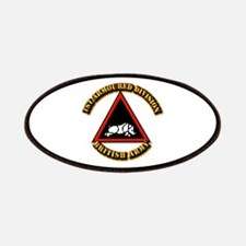 1st Armoured Division - UK Patches