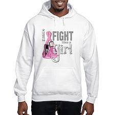 I FIGHT like a Girl Hoodie